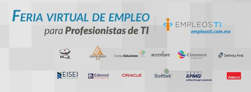 Inició la feria virtual de reclutamiento de TI 2015 - Feria-virtual-de-empleos-TI