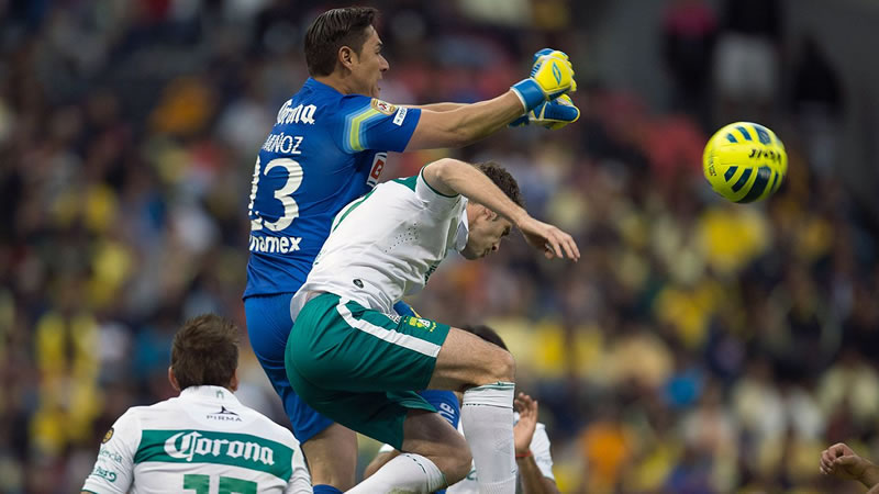 A qué hora juega América vs León en el Apertura 2015 y en qué canal lo pasan - Horario-America-vs-Leon-Apertura-2015