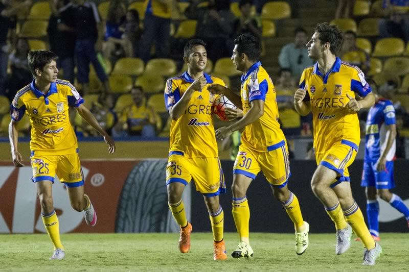 Isidro Metapán vs Tigres en Concachampions 2015 - Isidro-Metapan-vs-Tigres-Concachampions-2015