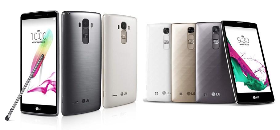 LG México presenta los smartphones LG G4 Beat, LG G4 Stylus y LG Max - LG-G4-Stylus-G4-Beat