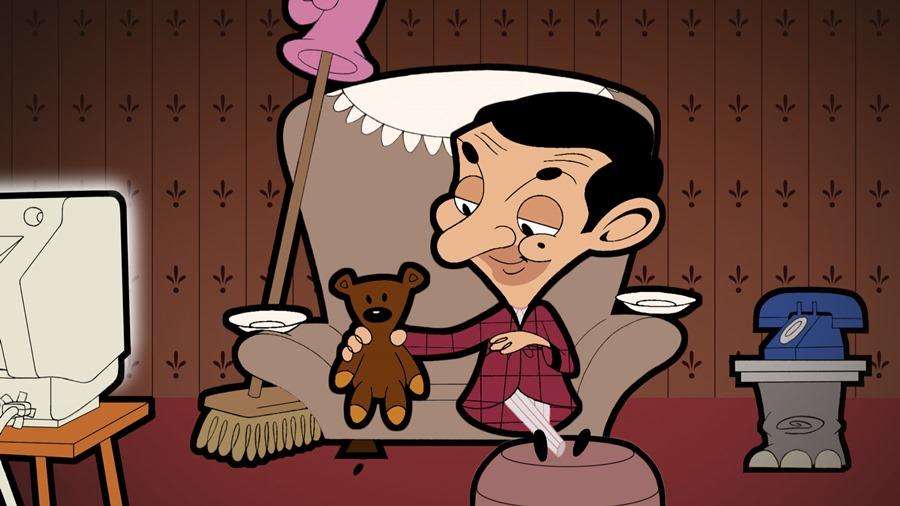 Conoce la programación de Cartoon Network, Boomerang y Tooncast para el fin de semana - MRBEAN-BOOMERANG