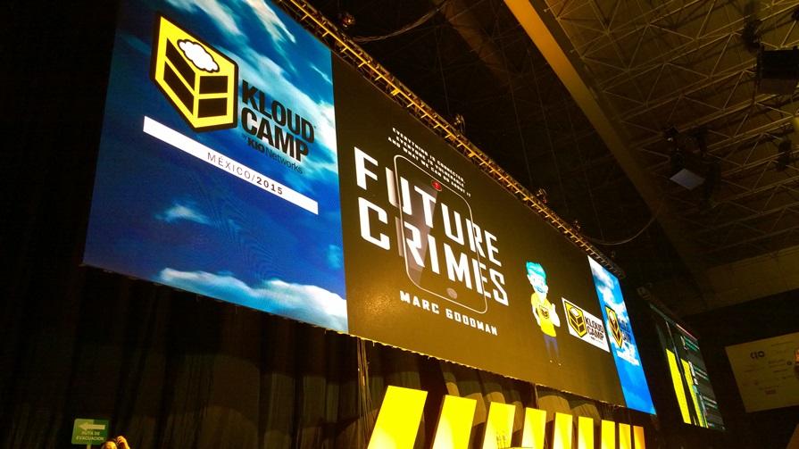 Marc Goodman Fundador de Future Crimes Institute Gobierno, empresas y emprendedores, el foco de Kloud Camp 2015