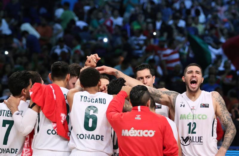 México vs Venezuela, FIBA Américas 2015 | Jornada 2 - Mexico-vs-Venezuela-FIBA-Americas-2015