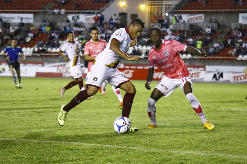 Mineros vs Coras, Copa MX Apertura 2015 | Llave 3 vuelta - Mineros-vs-Coras-Copa-MX-Apertura-2015