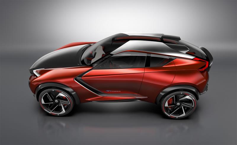 Nissan Gripz Concept, el crossover deportivo de Nissan - Nissan-Gripz-Concept-2
