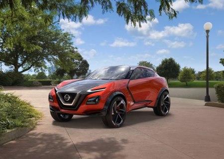 Nissan Gripz Concept, el crossover deportivo de Nissan