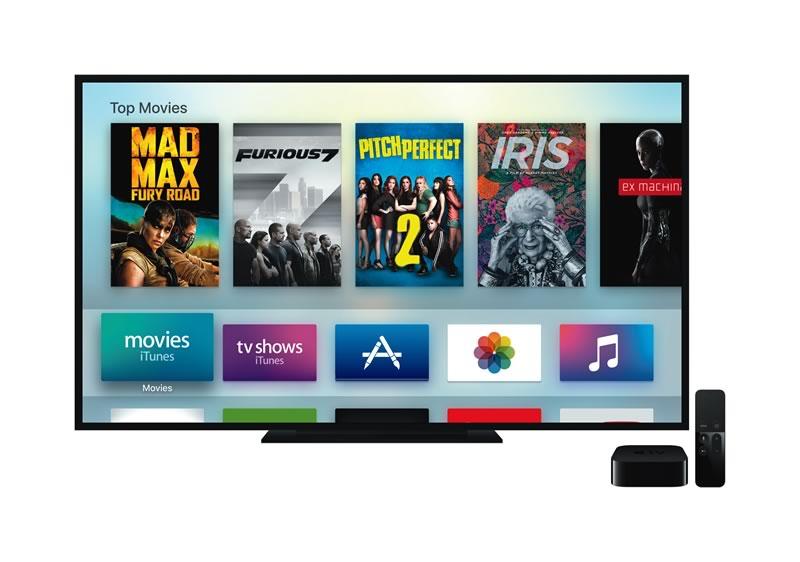 Apple presentó su nueva Apple TV con Siri y muchas novedades [VIDEO] - Nueva-Apple-TV-Siri-Remote-tvOS