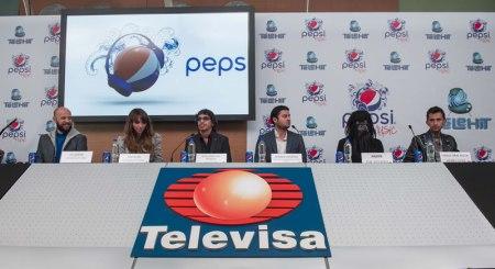 Pepsi Music, el nuevo programa de Telehit