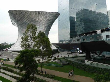 Conoce los 5 edificios inteligentes en la ciudad de México que puedes visitar