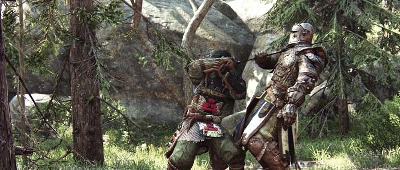 Ubisoft presenta a Oni en el nuevo trailer de For Honor durante el TGS 2015 - Ubisoft-For-Honor-Oni