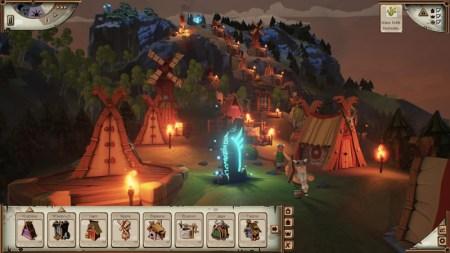 Valhalla Hills, un juego de estrategia y construcción que te enfrenta a Dioses Vikingos
