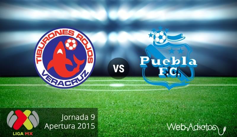 Veracruz vs Puebla, Jornada 9 del Apertura 2015 - Veracruz-vs-Puebla-Apertura-2015