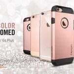 Apple podría presentar un iPhone 6S color rosa - iPhone-6-pink