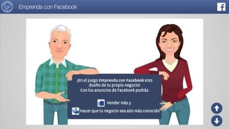 """""""Emprenda con Facebook"""", la plataforma de Elearning gratuita de Facebook"""