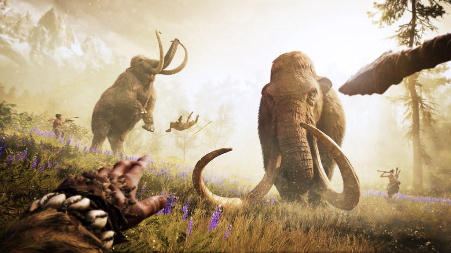 Ubisoft anuncia el lanzamiento de Far Cry Primal - Far-Cry-Primal-ubisoft-2