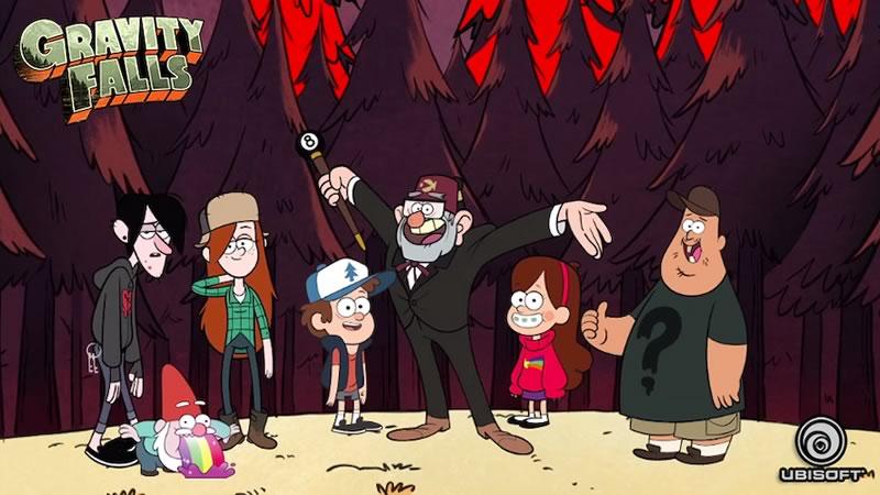 Gravity Falls: Legend of the Gnome Gemulets llega este mes para 3DS - Gravity-Falls-Nintendo-3DS
