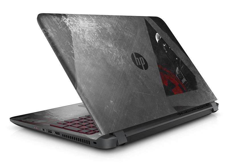 HP lanza laptop edición especial de Star Wars - HP-Laptop-de-Star-Wars