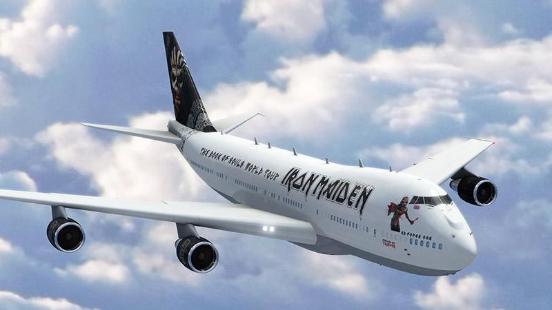Iron Maiden llega a México en Marzo de 2016 - Iron-Maiden-en-Mexico