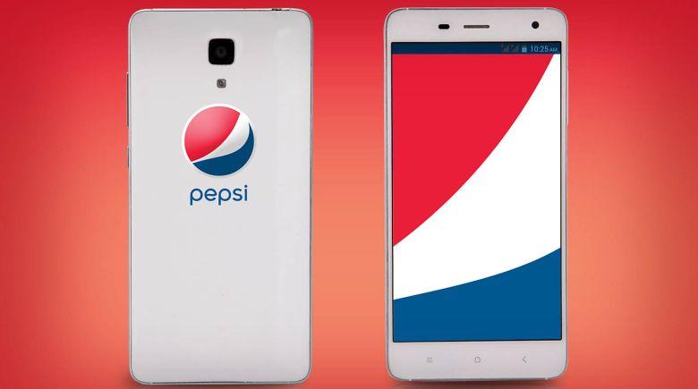 """Pepsi lanzaría el """"Pepsi Phone"""" y toda una línea de smartphones y accesorios - Pepsi-phone-2"""