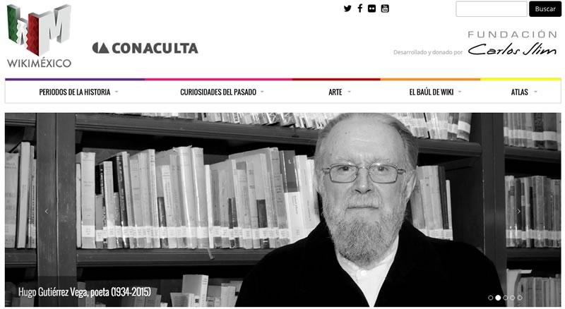 Fundación Carlos Slim dona WiKiMéxico a Conaculta - WikiMexico