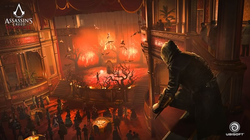 assassins creed syndicate disponible Assassins Creed Syndicate ya está disponible a nivel mundial