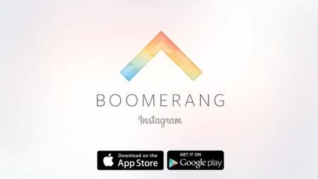Boomerang, la nueva app de Instagram para crear videos con tus fotos