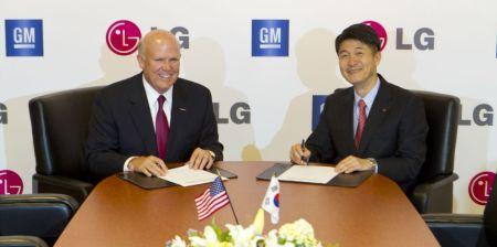 Chevrolet Bolt es desarrollado en asociación entre GM y LG