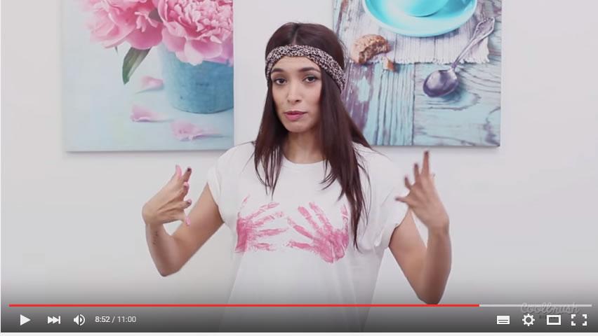 El Reto Rosa invade las redes sociales - el-reto-rosa-youtube