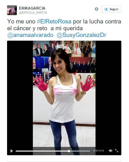 El Reto Rosa invade las redes sociales - el_reto_rosa