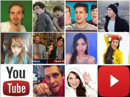 Dan a conocer los 10 'youtubers' mejor pagados del mundo