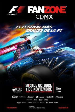 Lugares para ver la Formula 1 sin boleto