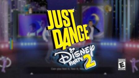Just Dance: Disney Party 2 ya está disponible