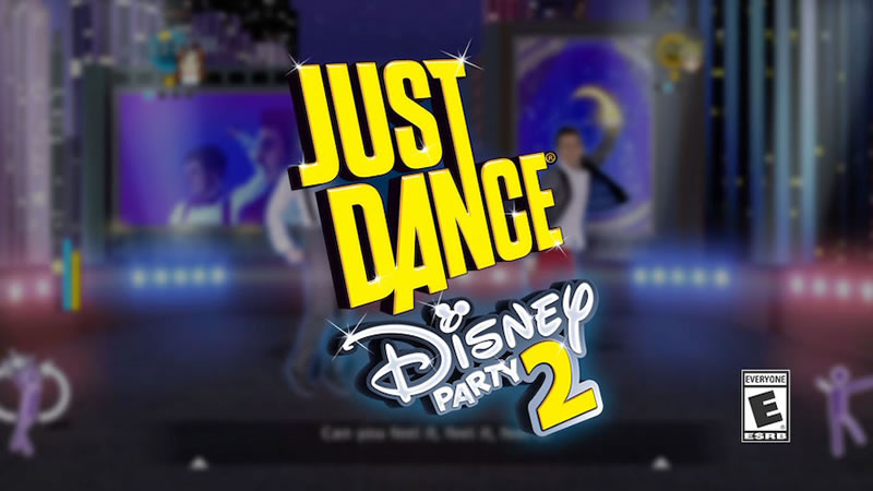 Just Dance: Disney Party 2 ya está disponible - just-dance-disney-party-2
