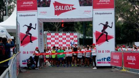 Avaya presenta los resultados sobre la Carrera Filantrópica Avaya 2015