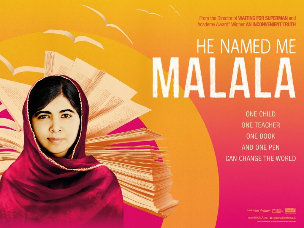 Cinépolis presenta aclamado documental: Él me nombró Malala - documental-malala