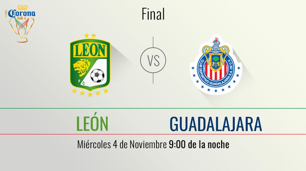 León vs Chivas, Final de la Copa MX Apertura 2015 - final-leon-vs-chivas-en-vivo-copa-mx-apertura-2015