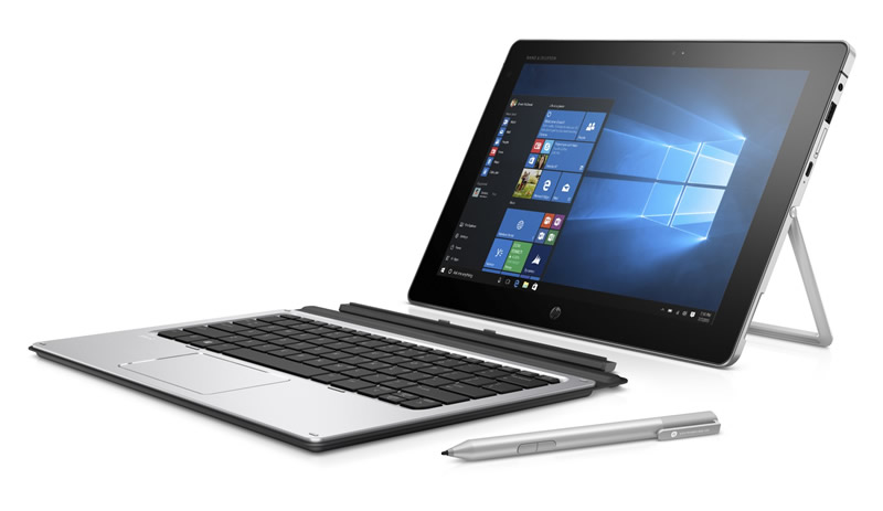 hp elite x2 1012 HP Elite x2, la primera tablet creada verdaderamente para la empresa