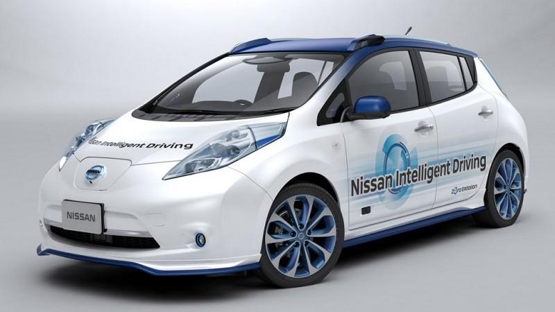 Nissan prueba vehículo inteligente que reconoce peatones - nissan-autonomus-drive-2-800x450