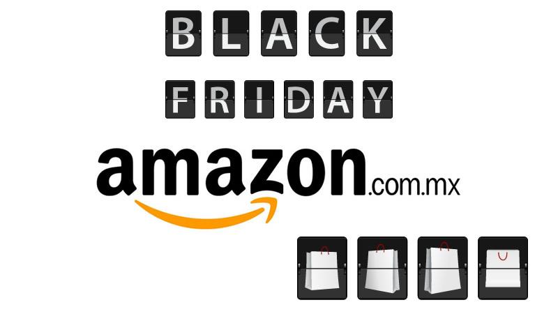 ofertas amazon black friday cyber monday Amazon México lanza sus ofertas por Black Friday y Cyber Monday ¡Conócelas!