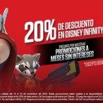 Revelan ofertas del Buen Fin 2015 en Gamers y GamePlanet ¡No te quedes sin jugar! - ofertas-gamers-buen-fin-2015-disney-infinity