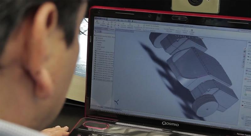 En horas centro de investigación imprime en 3D prototipos para la industria - prototipos-impresion-3d