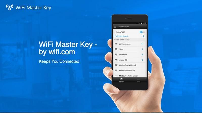 WiFi Master Key gana en México, llega a América Latina - wifi-master-key