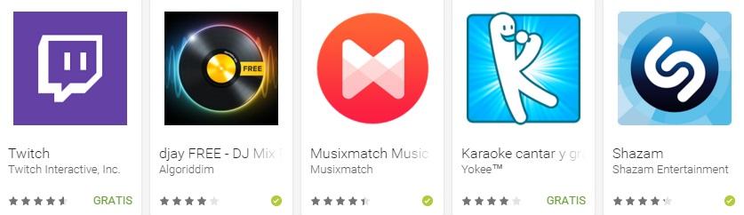 Google Play revela las mejores apps y juegos de 2015 - apps-de-entretenimiento