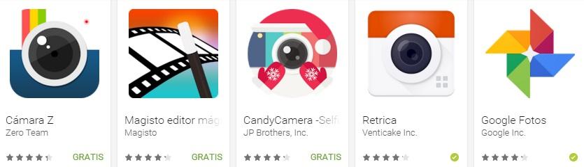 Google Play revela las mejores apps y juegos de 2015