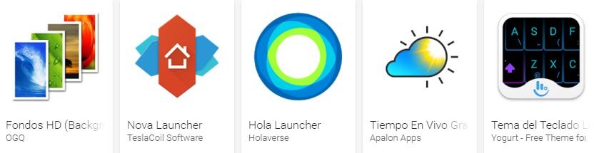 Google Play revela las mejores apps y juegos de 2015 - apps-de-personalizacion