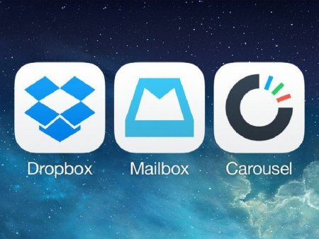 Dropbox decide desaparecer Carousel y Mailbox