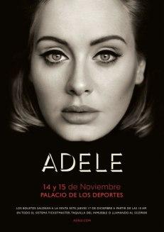 ciertos adele en mexico Adele vendrá a México en 2016 ¡Entérate!