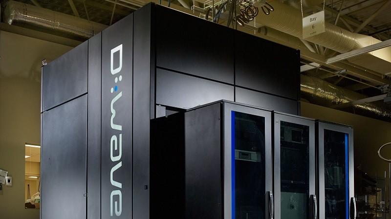 Google anuncia que su computadora cuántica D-Wave ya está funcionando - d-wave-800x449
