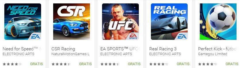 Google Play revela las mejores apps y juegos de 2015 - deportes-y-carreras-android