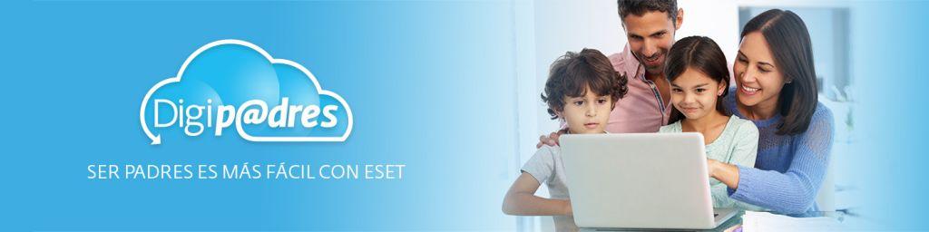 ESET lanza Digipadres portal educativo para padres cuyos hijos navegan en la web - digipadres